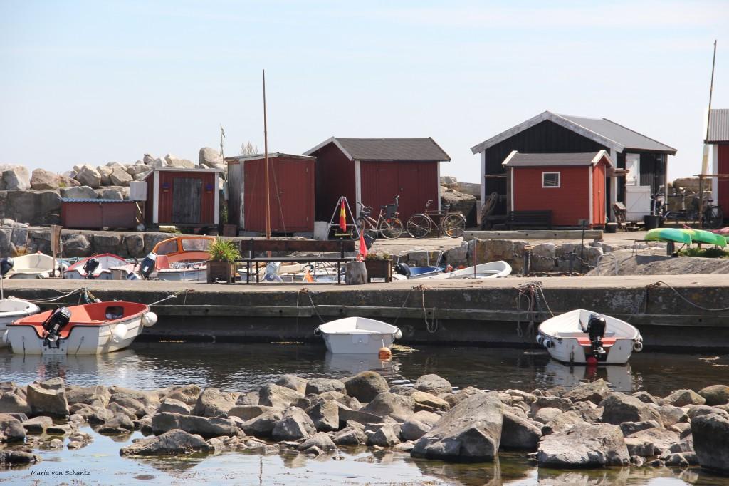 Fiskarstugor Brantevik